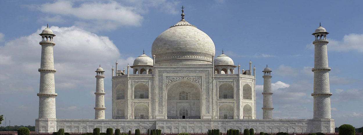the taj mahal tour
